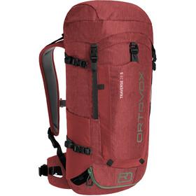 Ortovox Traverse 28 S Alpine Backpack Dark Blood Blend